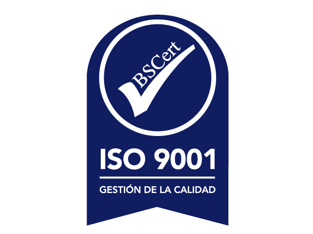 Asesores certificados ISO9001 Madrid